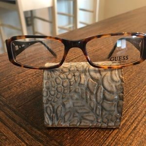 GUESS frames, NWT, no prescription